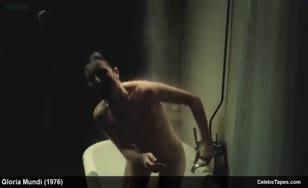 Olga Karlatos Frontal Nude & wild tape Scenes