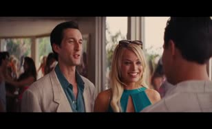 The Wolf of Wall Street all clips.